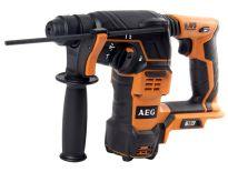 AEG BBH18-0 18V Li-Ion accu SDS-plus combihamer body - 2.3J - 4935408330