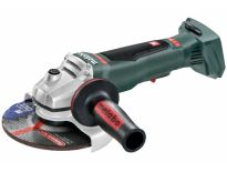 Metabo WPB 18 LTX BL 150 QUICK 18V Li-Ion Accu haakse slijper body - 150mm - koolborstelloos - softstart - 613076860