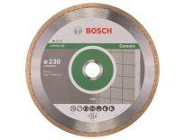 Bosch 2608602538 Standard Diamantdoorslijpschijf - 230 x 25,4 x 1,6mm - keramiek