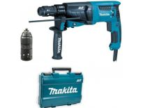 Makita HR2631FT SDS-plus Combihamer in koffer - 800W - 2.4J