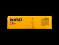 DeWalt DT9932 Gegalvaniseerde Brads recht - 16 Gauge - 1.6x44mm (5000st) - DT9932-QZ