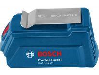 Bosch GAA 18 V-24 14,4V / 18V Li-Ion accu USB lader  - 1600A00J61