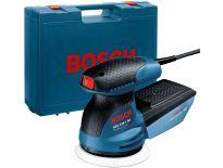 Bosch GEX 125-1 AE Excenterschuurmachine incl. 50 schuurbladen in koffer  - 125mm