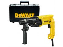 DeWalt D25033K SDS-plus Combihamer in koffer - 710W - 2J - D25033K-QS