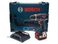 Bosch GSB 18 V-Li 18V Li-Ion accu klopboor-/schroefmachine WIRELESS CHARGING set (1x 4.0Ah accu) in L-Boxx - 060186717M