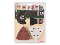 Bosch 2609256977 13-delige Multitool Accessoireset voor hout en metaal