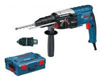 Bosch GBH 2-28 DFV SDS-plus combihamer + snelspanboorkop in L-Boxx - 850W - 3,2J - 0611267201