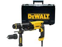 DeWalt D25134K SDS-plus Combihamer incl. snelspanboorkop in TSTAK - 800W - 2,8J - D25134K-QS