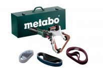 Metabo RBE 15-180 SET Buizenslijper incl. schuurbanden in metalen koffer - 1550W - 40 x 760mm