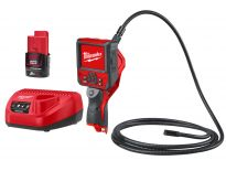 Milwaukee M12 IC AV3-201C 12V Li-Ion Inspectiecamera set (1x 2,0Ah accu) in koffer - 4933451367