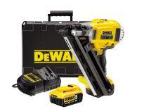DeWalt DCN692P2 18V Li-Ion accu tacker set (2 x 5.0Ah accu)  - koolborstelloos - 50-90mm - DCN692P2-QW