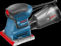 Bosch GSS 140-1A Vlakschuurmachine - 180W - 113 x 101mm - 06012A2100