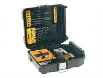 DeWalt DT9282 57 delige accessoire set in koffer - DT9282-QZ
