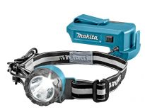 Makita BML800 14,4V / 18V Li-Ion accu LED Hoofdlamp body - STEXBML800