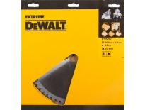 DeWalt DT4260 Extreme Cirkelzaagblad - 305 x 30 x 60T - Hout / Laminaat  - DT4260-QZ
