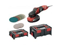 Flex 398.071 SE14-2-125 Multischuurmachine incl. Stone-box set in L-boxx - 1400W - 125mm
