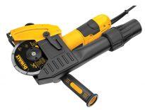 Dewalt DWE46101 haakse slijper + voegenschijf - 125mm - 1100W - DWE46101-QS