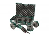 Metabo PE 12-175 SET Haakse polijstmachine - 1200W - 175mm - 602175870