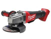 Milwaukee M18 CAG115XPD-0 18V Li-Ion Accu haakse slijper body - 115mm - koolborstelloos - 4933447590