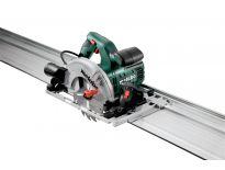 Metabo KS 55 FS Cirkelzaag en geleiderail in koffer - 1200W - 160mm - 690738000