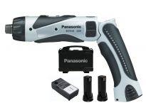 Panasonic EY7410LA2S 3.6V Li-Ion accu pen boor-/schroefmachine set (2x 1.5Ah accu) in koffer