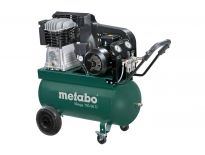 Metabo MEGA 700-90 D Compressor - 4000W - 11 bar - 90L - 450 l/min - 601542000