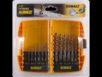 DeWalt DT7942 13 delige metaalboren in tough case - DT7942-QZ