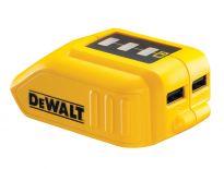 DeWalt DCB090 10.8V / 14.4V / 18V Li-Ion accu MAX USB adapter - DCB090-XJ