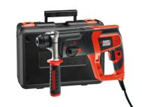 Black en Decker KD985KA SDS-plus combihamer - 710W - 1.8J - variabel