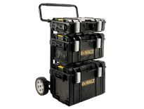 DeWALT DS Tough System 1-70-349 compleet DS150 + DS300 + DS400 + trolley