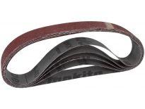 Makita P-36712 Schuurband Red voor hout en ferro metalen - K120 - 30x533mm (5st)