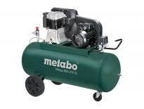 Metabo Mega 650-270 D Compressor - 4000W - 11 bar - 270L - 450 l/min - 601543000