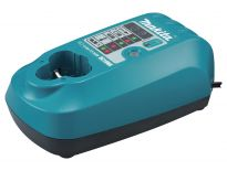 Makita DC10WA 7.2V - 10.8V Lithium-Ion oplader voor steek accu's - 194597-0