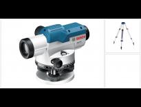 Bosch GOL 32 D Optisch waterpastoestel met vergrotingsfactor - 120mm - in koffer + BT 160 Bouwstatief - 1600mm - 061599404L