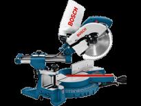 Bosch GCM 10 S Telescopische afkort- en verstekzaagmachine - 1800W - 254 x 30mm - 0601B20503