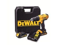DeWalt DCD771C2 18V Li-Ion accu boor-/schroefmachine set (2x 1.5Ah accu) in koffer - DCD771C2-QW