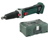 Metabo GA 18 LTX 18V Li-Ion accu rechte slijper body in Metaloc - 6mm - 600638840