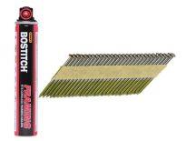 Bostitch PT31R90G12FC Verzonken Stripspijker geringd - glad - 3.1x90mm - 33º (2200st) + Gaspatronen