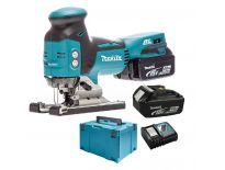 Makita DJV181RMJ 18V Li-Ion accu decoupeerzaag set (2x 4.0Ah accu) in Mbox - T-greep - koolborstelloos