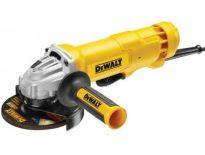 DeWalt DWE4203 haakse slijper - 1010W - 125mm - dodemansschakelaar  - DWE4203-QS