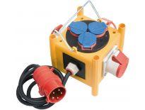 Brennenstuhl 1153400 Compacte stroomverdeler Mini CEE 3 IP44 met aansluitkabel - 1m