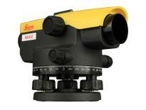 Leica NA332 Automatische waterpas met zoomfunctie in koffer & Telescopische baak (CLR102) & Statief (CTP104) - 32x
