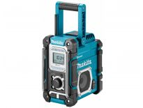 Makita DMR108 7,2V - 18V Li-Ion accu bouwradio - netstroom & accu - Bluetooth