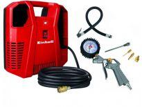 Einhell TH-AC 190 KIT Compressor - 1100W - 384 x 152 x 400mm - 4020536