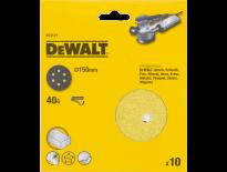 DeWalt DT3121 Schuurschijf - K60 - 150mm (10st) - DT3121-QZ