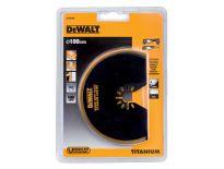DeWalt DT20709 multitool universeel segmentzaagblad - 102mm - DT20709-QZ