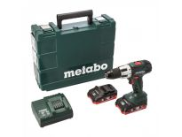 Metabo BS 18 LT 18V LiHD accu boor/schroefmachine set (2x 3.1Ah) in koffer - 602102670