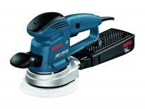 Bosch GEX 150 AC Excentrische schuurmachine + extra handgreep + stofbox - 340W - 150mm - variabel - 0601372768
