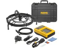 Rems CamSys Set S-Color 30 H Inspectie camera systeem in koffer - 175010