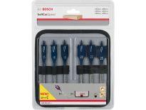 Bosch 2608595425 6 delige speedboren set in etui